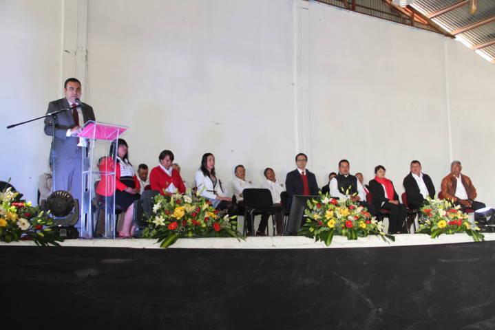 Los logros de esta administración son por el trabajo de hombres y mujeres: alcalde