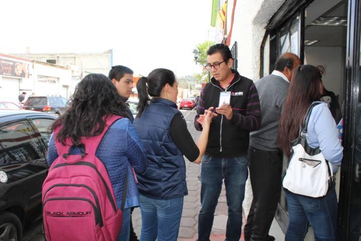 MAC de Tlaxcala a su máxima capacidad de atención: INE