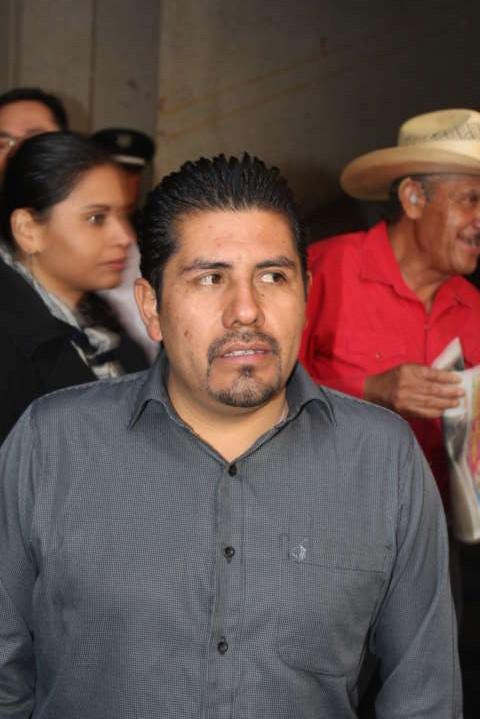 """Encabezaremos un gobierno """"incluyente"""": Rogelio Pérez Salazar"""