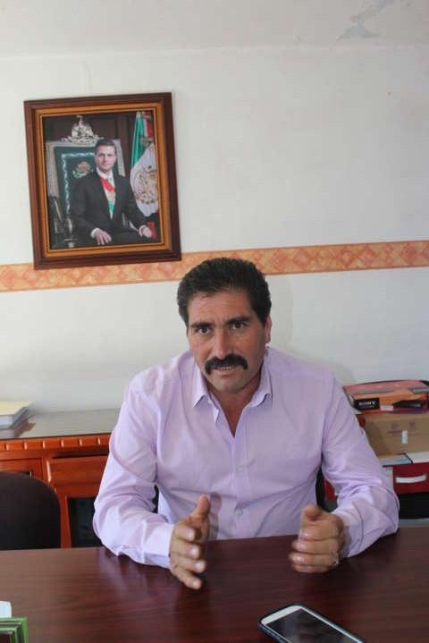 Abatiré el rezago y lograre el desarrollo del municipio: alcalde