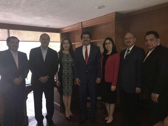Exhorta Eloy Reyes al fortalecimiento de la agenda nacional e internacional de la AALMAC