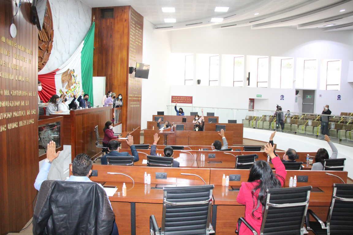 Autoriza Congreso donación de predio para construir casa de justicia en SPM