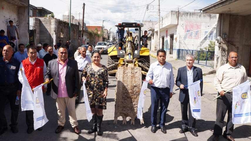 Más obras públicas para San Pablo del Monte