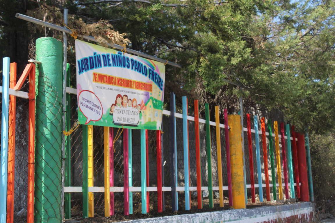 Sin precedentes la construcción de techumbres en Santa Cruz Tlaxcala