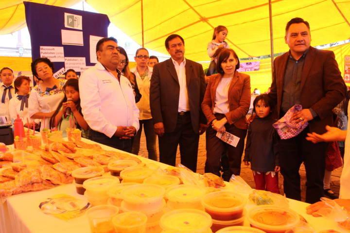 Culminan misiones culturales en Tetla de la Solidaridad