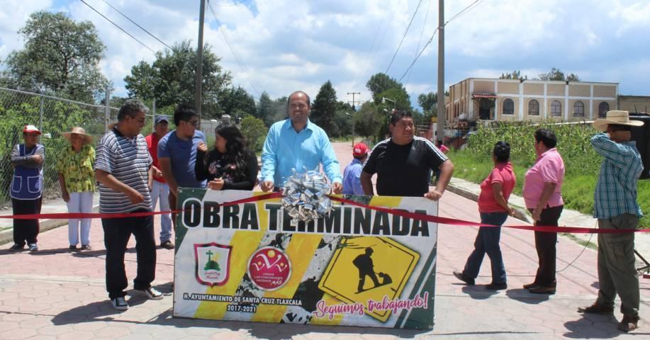 Después de 30 años la calle Juárez contara con una pavimentación: alcalde