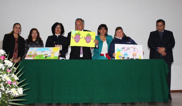 Delegada y Alcalde impulsan el arte con concurso de pintura infantil en Huamantla
