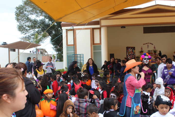 Las tradiciones de Día de Muertos, serán un legado para nuestros hijos: AFP