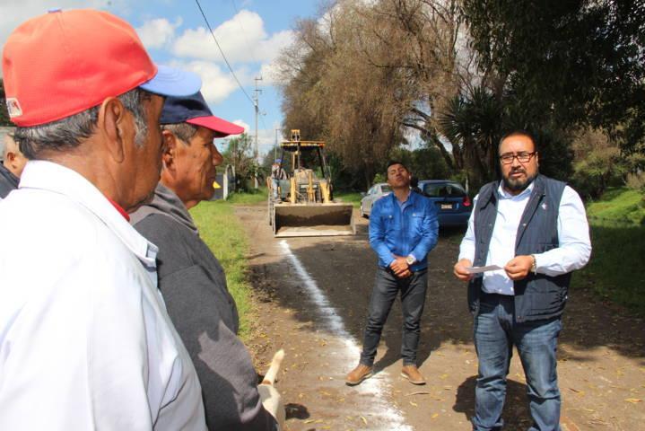 En pleno siglo XXI hay comunidades que carecen de servicios básicos: alcalde
