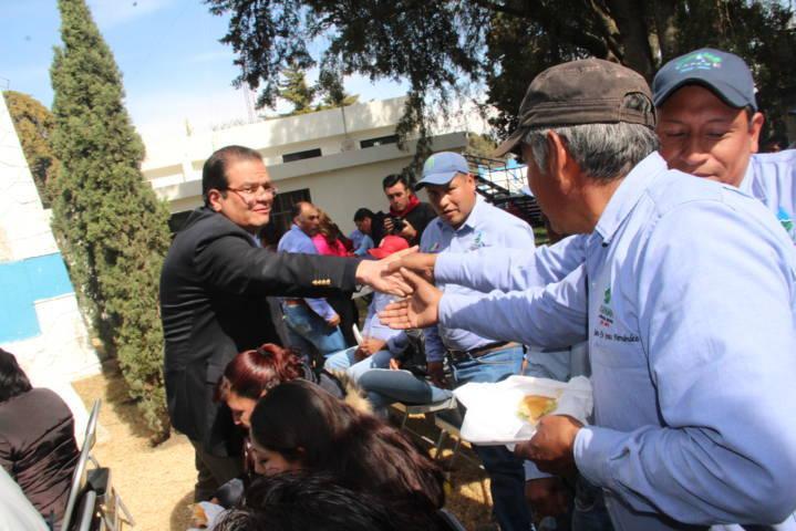 Se mejorara el servicio de agua potable con un nuevo pozo: Sánchez Jasso