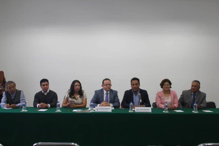 Consejo Consultivo de la CEDH entrega 1er informe al Congreso del Estado