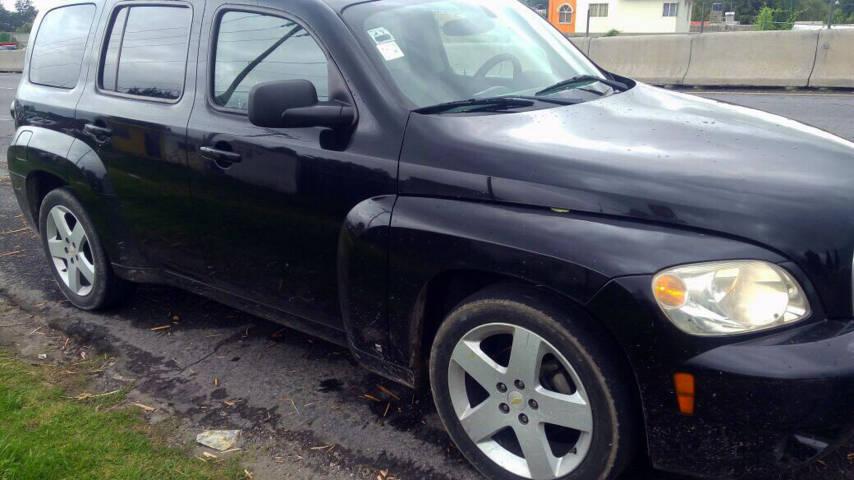 Recuperan en Tlaxcala vehículo robado en la CDMX