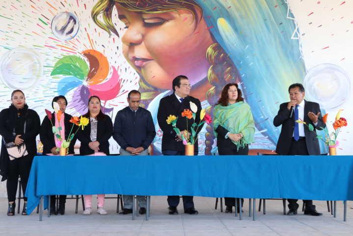 JSJ impulsa la educación con aula de más de 1 mdp en la Primaria Insurgentes