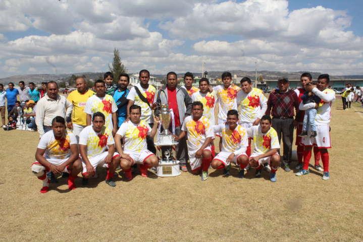 Final de la segunda división liga Tlaxcala se definió en penales