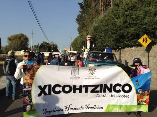 Recorre el Estado magno chivarrudo de Xicohtzinco