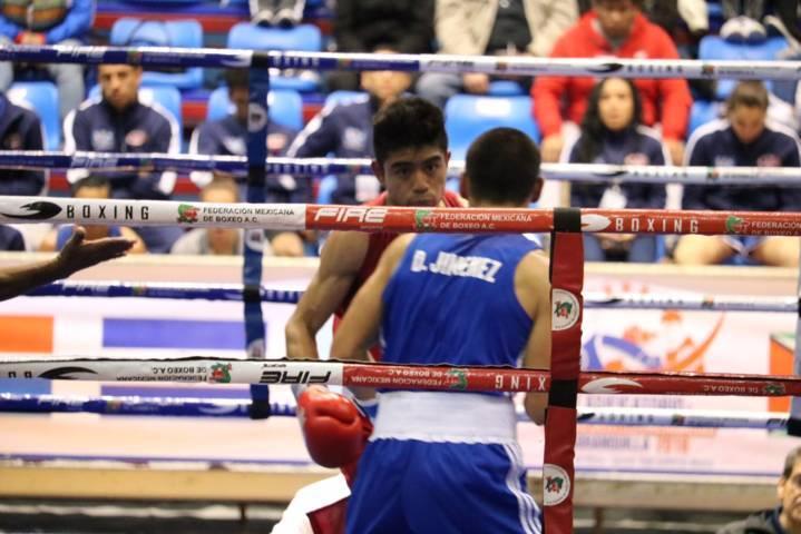 Tlaxcalteca se queda con medalla de bronce en clasificatorio de box