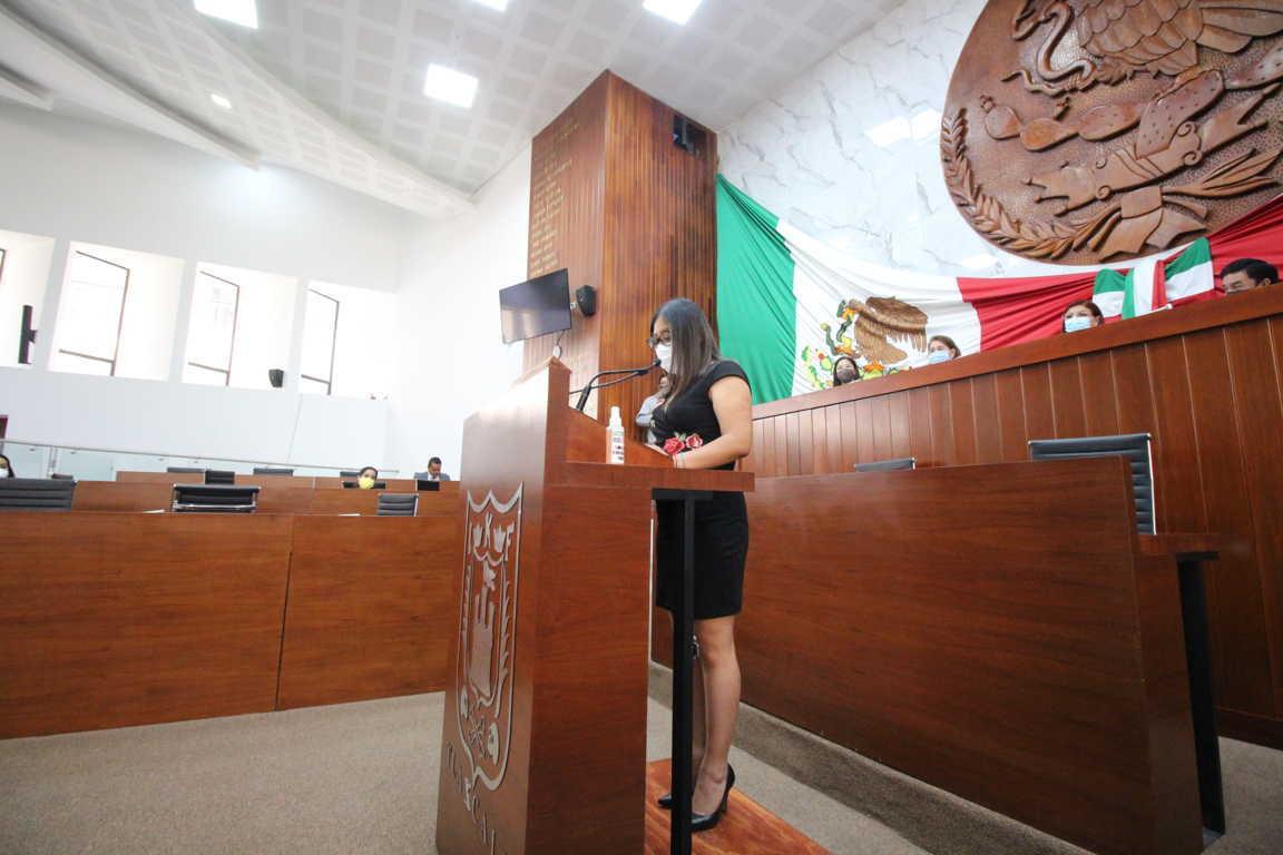 Propone Maribel Hernández ampliar el perfil profesional para aspirar a la CEDH