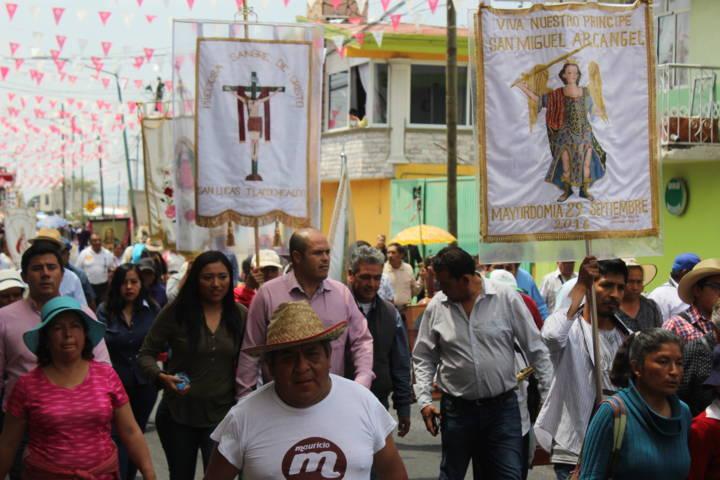 La festividad del Señor del Coro fue todo un éxito: Sanabria Chávez