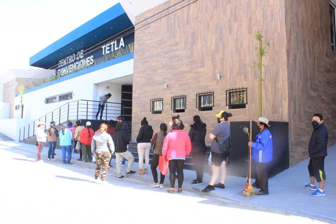 Inicia Tetla reclutamiento para programa de Empleo Temporal 2021