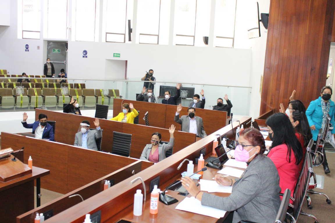 Reanuda Congreso del Estado procesos para entregar preseas