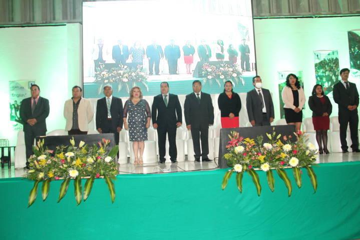 Carin Molina resalta obras y acciones en su 1er informe de gobierno municipal