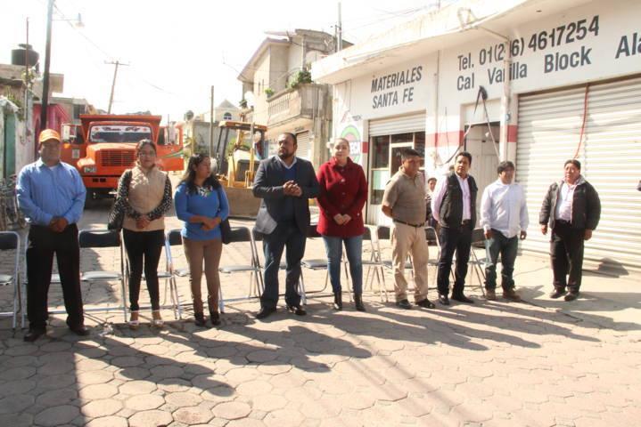 Después de 40 años rehabilitamos la red de agua potable en Santa Cruz: alcalde