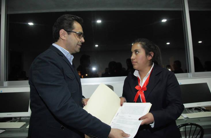 Alcanzan acuerdos SEPE y estudiantes de la Normal Rural Benito Juárez