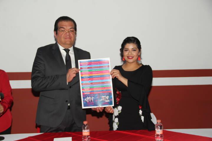 En esta Feria Nacional Huamantla 2018 habrá más de 200 eventos: Sánchez Jasso