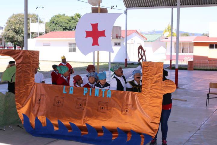 Se presentan Arteaventuras literarias en primaria de Texóloc