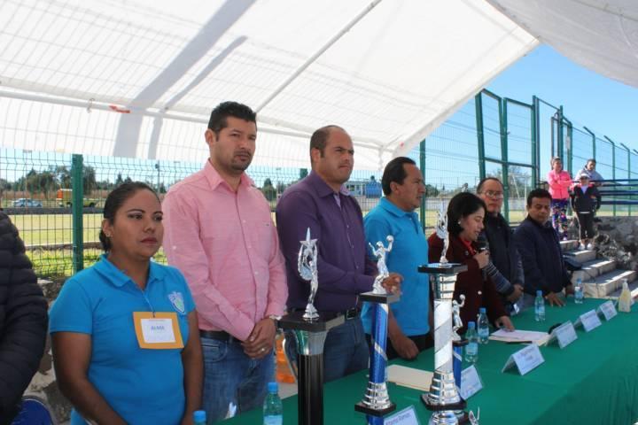Santa Cruz Tlaxcala sede de la II Jornada de Actividad Física de la Semarnat