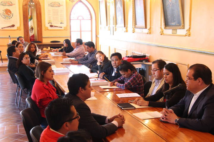 Tesoreros municipales participan en taller de Procedimiento de Validación