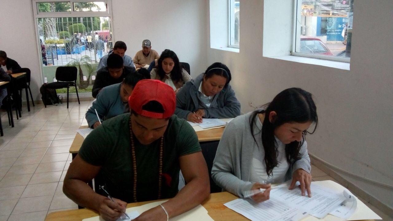 Inicia IDET curso Sicced Nivel II en San Pablo del Monte