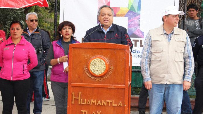 Realizan con éxito en Huamantla la Carrera Sin Hambre