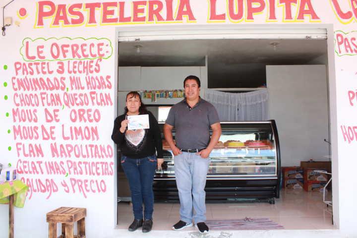 Alcalde apoya a comerciantes con descuento en su licencia de funcionamiento