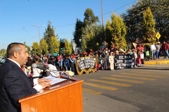 La democracia en México debe cuidarse y cultivarse con esmero: alcalde