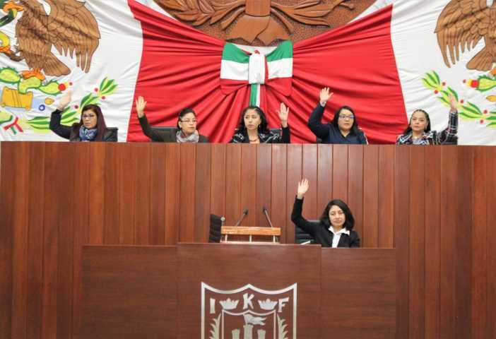 Avalan nueva ley de fiscalización superior y rendición de cuentas de Tlaxcala