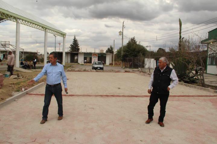 Una calle adoquinada mejora la calidad de vida de los vecinos: Desampedro López