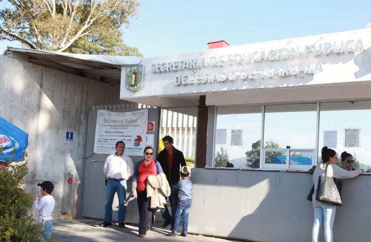 Asigna SEPE intendente en Primaria De Ixtacuixtla