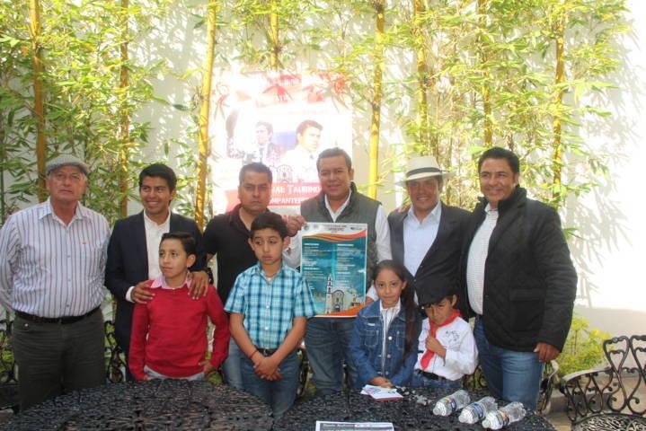 Alcalde alista la Feria del Comal Tzompantepec 2018 del 3 al 6 de agosto