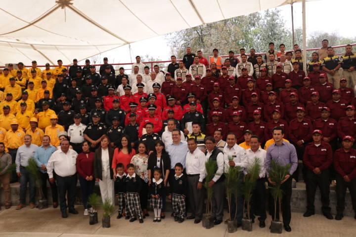 Participará Chiautempan en Campaña de Reforestación 2019