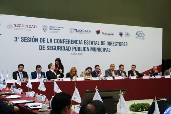 Consolida PGJE trabajo con los municipios