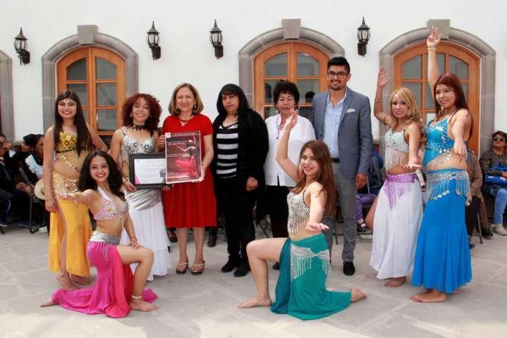 Texóloc celebra en grande el Día Internacional de la Mujer