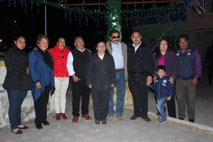 Con el encendido del Árbol de Navidad encendemos una luz de esperanza: alcalde