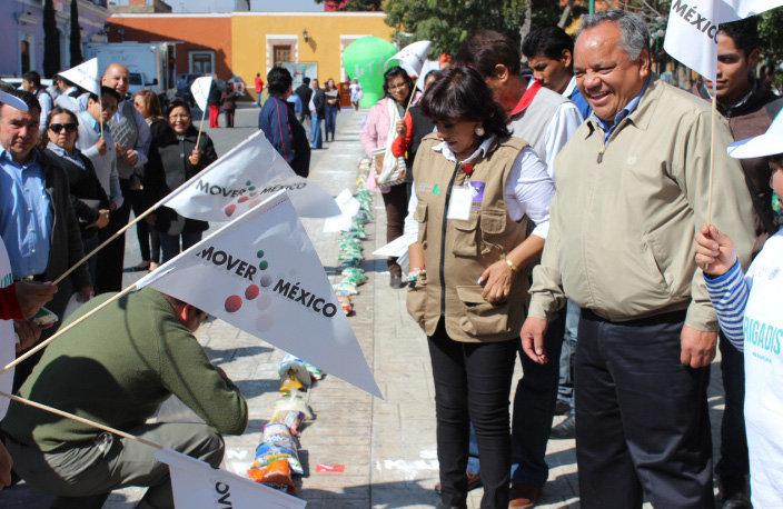 Huamantla municipio  unido contra el Hambre