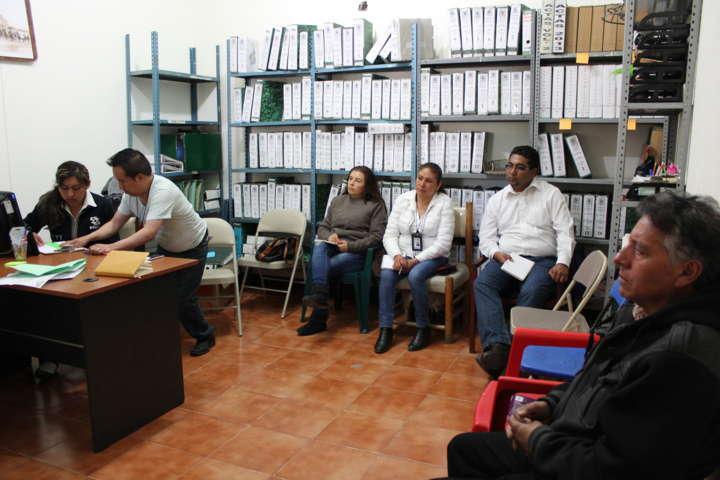 Cursos y talleres de transparencia se implementaron a personal del Ayto de Tetla