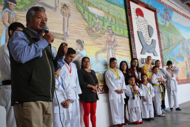 Estas 15 preseas ponen en alto el nombre de Ixtacuixtla: alcalde