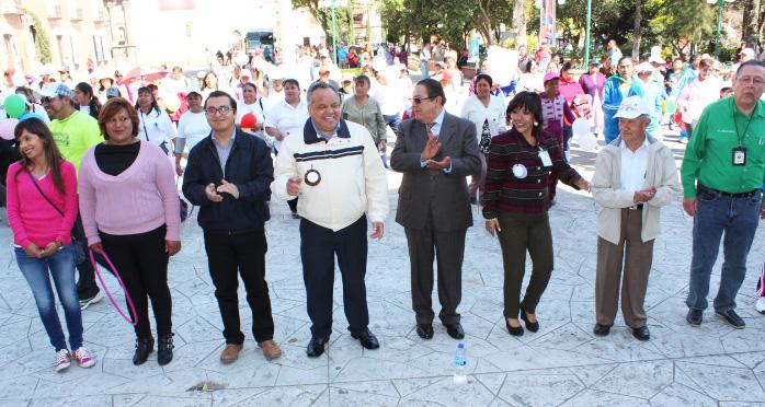 En Huamantla las acciones de la cruzada Nacional contra el hambre no se detienen