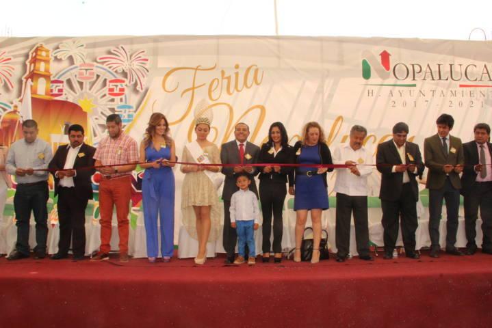 Arrancó la feria Nopalucan 2017 con un espectacular desfile