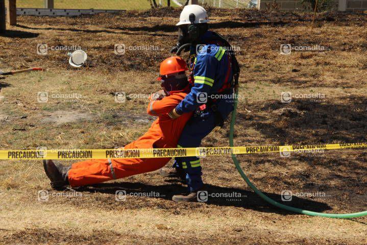 Los ciudadanos deben de conocer los protocolos de seguridad en una fuga de gas: FCMC