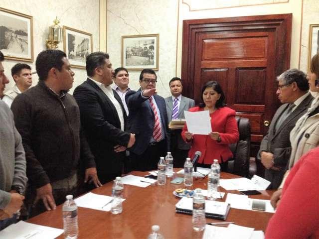 Presenta Ávalos Zempoalteca, primera sesión ordinaria de Cabildo